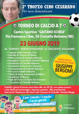 EVENTI - Pro Loco Cinisello Balsamo
